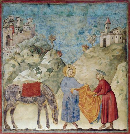 Giotto (di Bondone) - The Gift