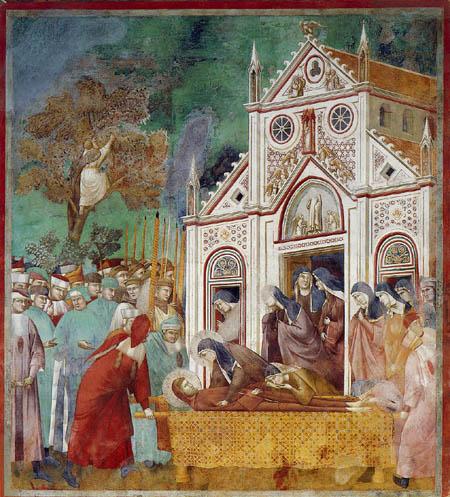 Giotto (di Bondone) - Piety