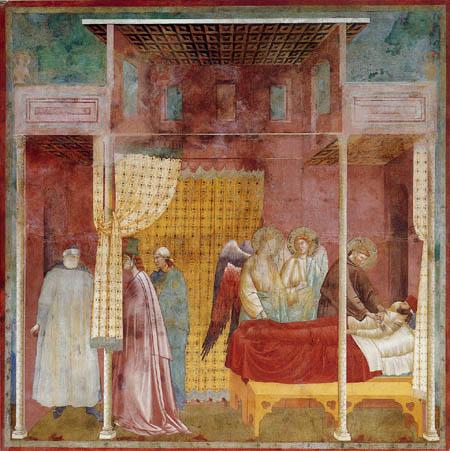 Giotto (di Bondone) - Wound Healing
