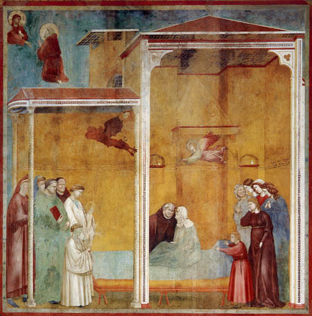 Giotto (di Bondone) - The Avowal