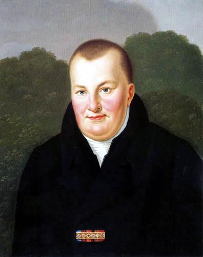 Gotthelf Leberecht Glaeser - Prince Christian of Hesse