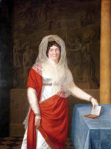 Gotthelf Leberecht Glaeser - Duchess Luise