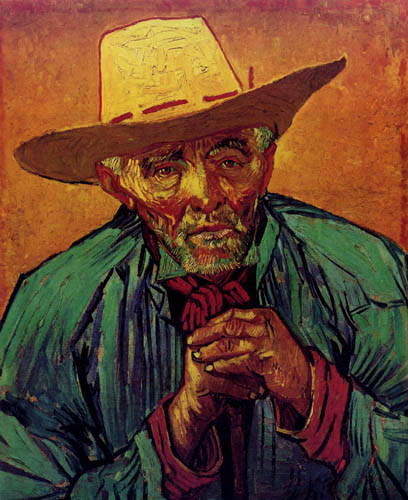 Vincent van Gogh - Patience Escalier