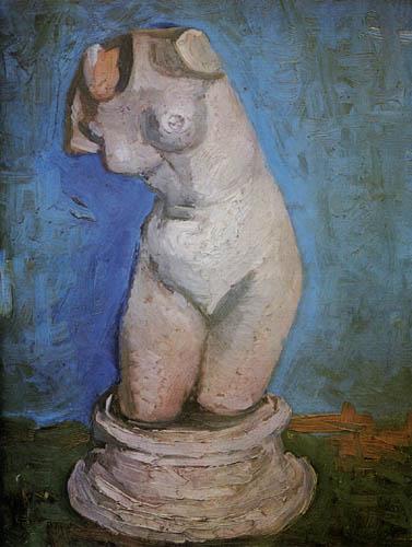Vincent van Gogh - Figura de yeso