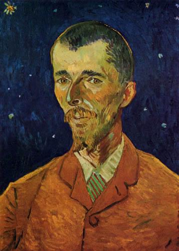 Vincent van Gogh - The Belgian poet Eugene Boch