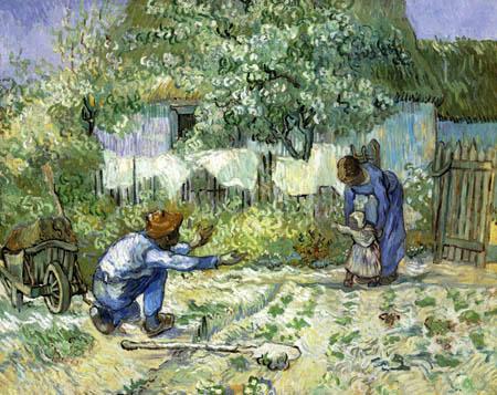 Vincent van Gogh - Die ersten Schritte