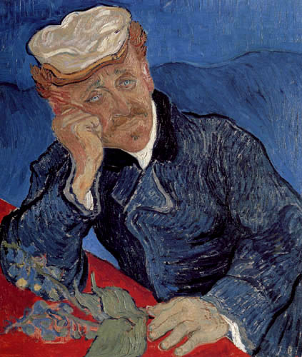 Vincent van Gogh - Paul Gachet