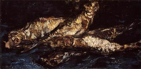 Vincent van Gogh - Stillleben mit Bücklingen
