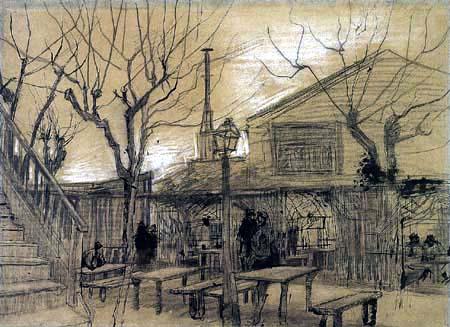 Vincent van Gogh - Guinguette