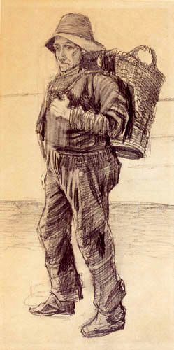 Vincent van Gogh - Fisherman