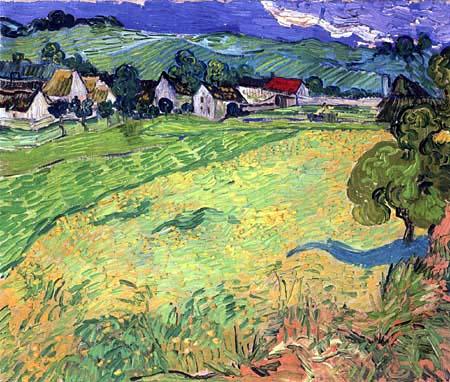 Vincent van Gogh - Les Vessenots, Auvers