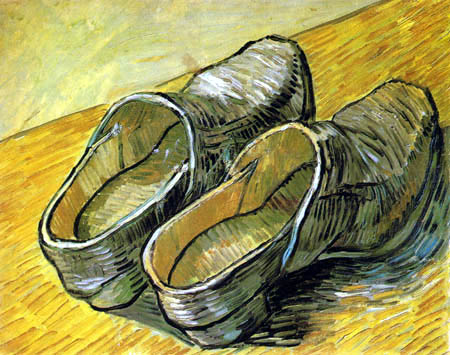 Vincent van Gogh - A couple of clogs