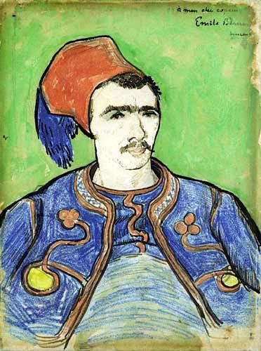 Vincent van Gogh - Der Zuave