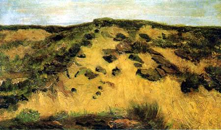 Vincent van Gogh - Landscape with Dunes