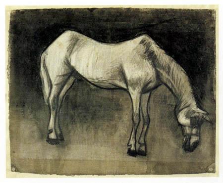 Vincent van Gogh - An old horse
