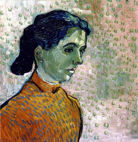 Vincent van Gogh - Arlésienne
