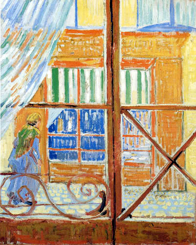 Vincent van Gogh - A butcher shop