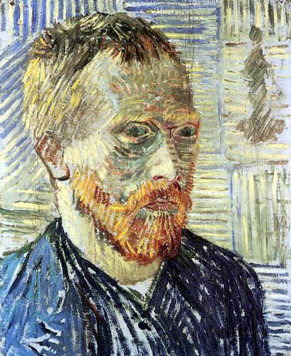 Vincent van Gogh - Selbstbildnis