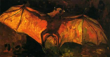 Vincent van Gogh - Die Fledermaus