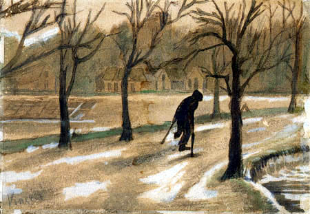 Vincent van Gogh - Winter