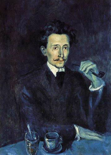 Vincent van Gogh - Porträt des Doktor Felix Rey