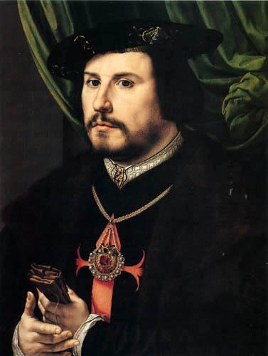 Jan Gossaert - Francisco de los Cobos