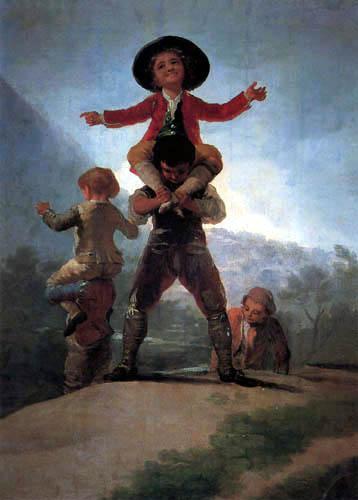 Francisco J. Goya y Lucientes - Kleine Riesen