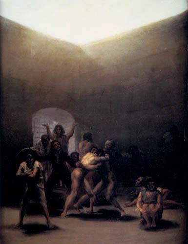 Francisco J. Goya y Lucientes - La prisión
