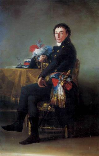 Francisco J. Goya y Lucientes - Ferdinand Guillemardet