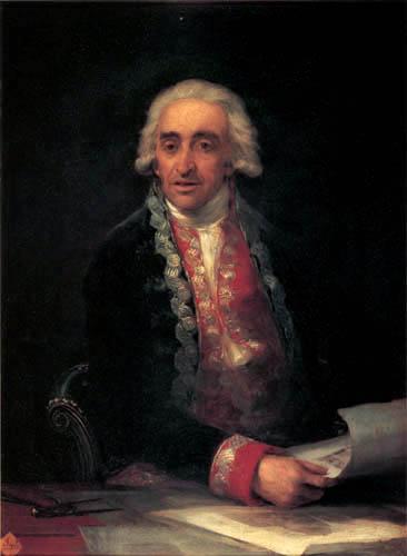 Francisco J. Goya y Lucientes - Juan de Villanueva