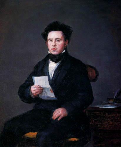 Francisco J. Goya y Lucientes - Juan Bautista de Muguiro Iribarren