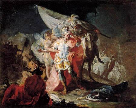 Francisco J. Goya y Lucientes - Hannibal der Eroberer