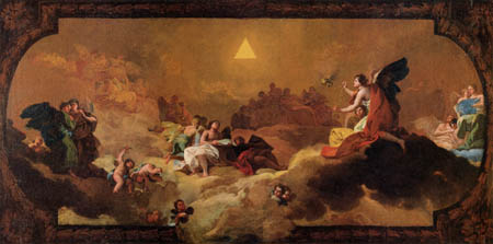 Francisco J. Goya y Lucientes - Gloria