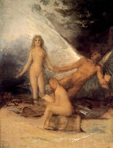 Francisco J. Goya y Lucientes - Zeit, Wahrheit und Historie