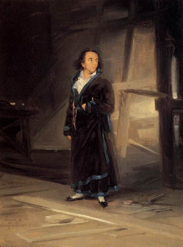 Francisco J. Goya y Lucientes - Amigo Asensi