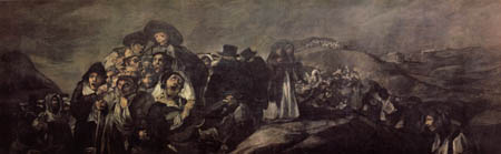 Francisco J. Goya y Lucientes - Pilgrimage to St. Isidor