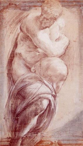 El Greco (Doménikos Theotokópoulos) - Das Licht