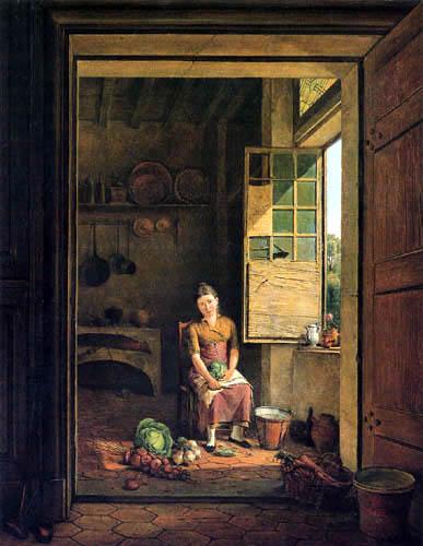 Jean-Michel Grobon - In a Kitchen