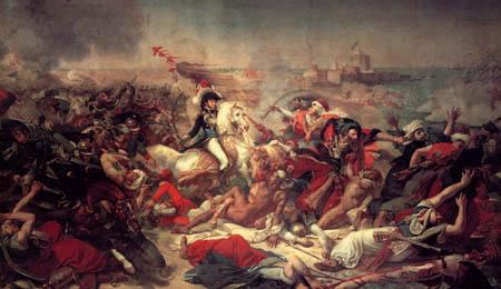 Antoine-Jean Gros - Kavallerieattacke