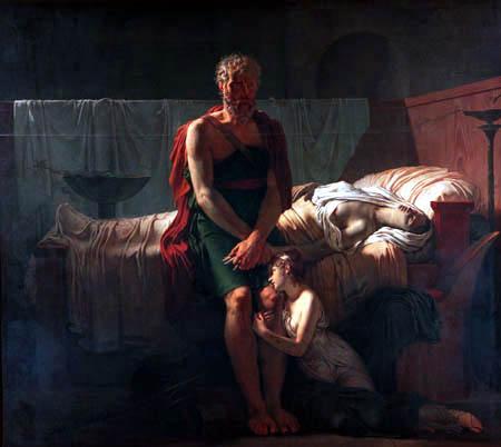 Baron Pierre Narcisse Guérin - Return of Marcus Sextus