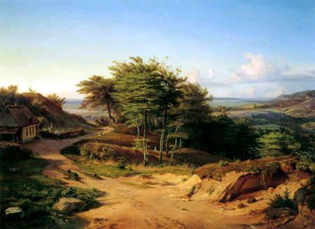 Louis Gurlitt - Jütische Landschaft