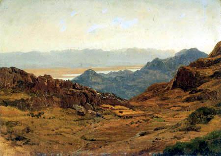 Louis Gurlitt - Alban Hills