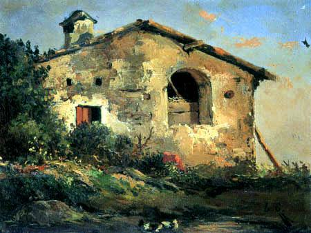 Louis Gurlitt - A purged house