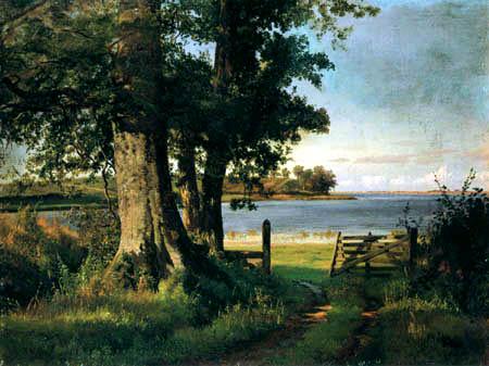 Louis Gurlitt - Großer Binnensee, Ostholstein