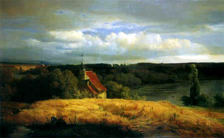 Louis Gurlitt - Near Ratzeburg