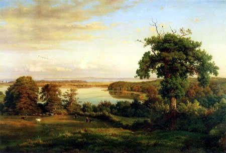 Louis Gurlitt - Großer Binnensee und Hohwachter Bucht