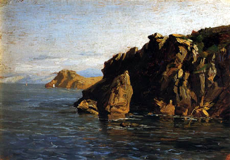 Carlos de Haes - Santa Catalina , Lequeitio