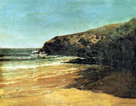 Carlos de Haes - Carraspio Beach, Lequeitio