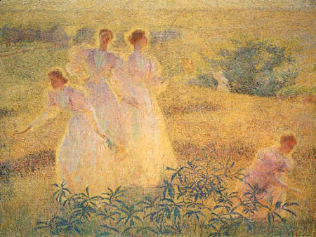 Philip Leslie Hale - Girls in Sunlight