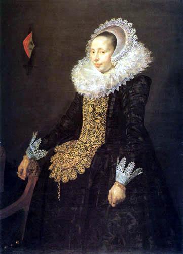 Frans Hals - Catharina Both van der Eem